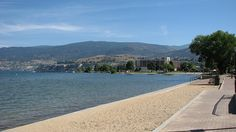 Okanagan Lake Beach- Penticton O Canada, Canada Travel, Lakeshore Drive, Vancouver City, Lake Beach, Western Canada, Wonderful Picture, Rest Of The World, Wine Country