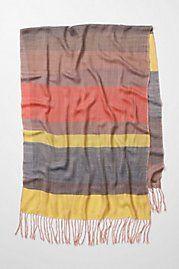 Anthropologie scarves