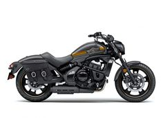 Kawasaki Vulcan S Custom Paint and Accessories