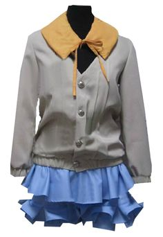 Vicwin-One Tokyo Ghoul Fueguchi Hinami Costume Cosplay Outfits * More info could be found at the image url.