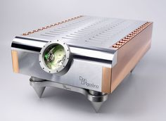 Momentum Stereo Amplifier | Products | Dan D'Agostino | Master Audio Systems