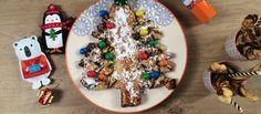 Vidéo recette : sapin de Noel pour le goûter ! #videorecette #vidéo #sapindenoel #dessertdenoel