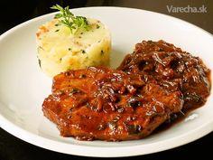 Mashed Potatoes, Pork, Menu, Chicken, Ethnic Recipes, Whipped Potatoes, Kale Stir Fry, Menu Board Design, Smash Potatoes