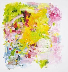 Art Spotting: Yolanda Sanchez's Adult Finger Paintings