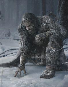 Viking Men - fantasyartwatch: The Track by Eve Ventrue