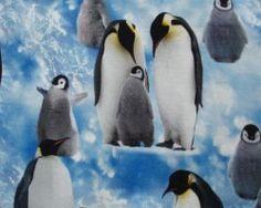 Digital penguin