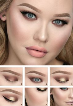Once Upon a Glam Look - The Too Faced Power of Makeup by NikkieTutorials - Get the look - #toofaced