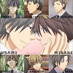 Junjou Romantica 3, I recommend this anime to shonen ai lovers like me, it's seriously one of the best❤️️❤️️❤️️❤️️