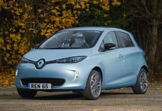 Renault restructures all-electric ZOE and Twizy models | ecocars4sale