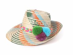 Colombian straw hat M