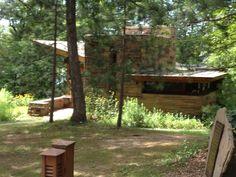 Seth Peterson Cottage, Mirror Lake. WI