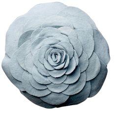 poduszka Flower Blue