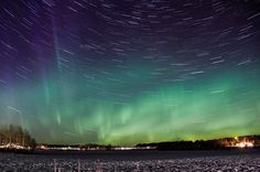 Incredible Time-Lapse Of The Northern Lights | IFLScience