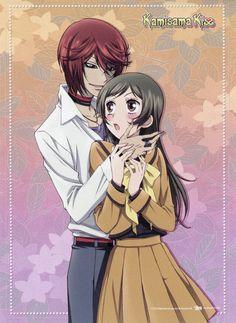 Kamisama Hajimemashita  Kurama and nanami