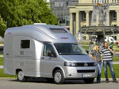Hire A Luxury Wingamm VW Micros 2 - 4 Berth Campervan In Scotland UK. Transfers from Edinburgh and Glasgow Airports. #glamping #holidays #scotland