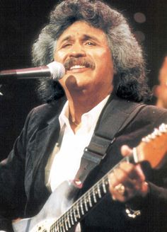 Freddy Fender, I am happy to have met you before you took your show up to heaven. Met him on plane in Texas in 1981.