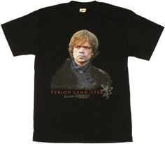 Tyrion Lannister Size S T Shirt Black. Free shipping and guaranteed authenticity on Tyrion Lannister Size S T Shirt Black at Tradesy. New…