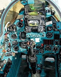 The answer of the last post was SAAB 35 now identify this one? Aircraft Parts, Fighter Aircraft, Fighter Jets, Military Jets, Military Aircraft, Flight Simulator Cockpit, F4 Phantom, Aircraft Interiors, Mig 21
