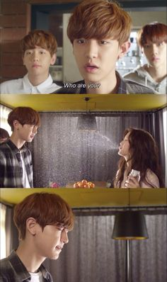 It was around this point that I knew exo next door was gonna be awesome :)