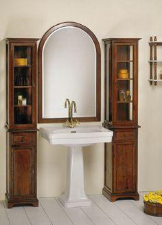 Bianchini & Capponi | Toscana 800 | Collezione bagno | Galleria | Mobili Bagno | Mobili Classici | made in Italy | Design | Arredo