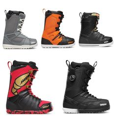 We're proud to be offering a nice lineup of boots from the fine folks at Thirty Two for yet another winter! We've got all the bases covered from the entry level 'Exus', to the park rats choice & Joe Sexton pro model 'Maven', collaborative CrabGrab 'Lashed', and topping out with the techd' out, BOA/lace combo 'Session'. Drop in & let one of our highly trained boot fitters mold up a fresh pair to ensure optimal stoke all season long! #thirtytwo #riderdrivensnowboarding