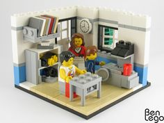 Lego classroom | Flickr - Photo Sharing!