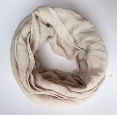 Taupe Baby Infinity Scarf - baby infinity scarf - kids scarf - baby scarf - kids scarf - infinity scarf - Floral Kids Scarf - childrens scarf - flower scarf