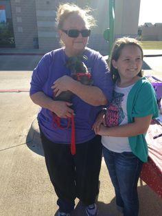 Tuna found his forever family!!! He was adopted at PetSmart through Texas Star Rescue in Longview, Texas #TSRadopt #chichi #texasstarrescue #woof #rescuedismyfavoritebreed #adoptdontshop #helpsavealife #nationaladoptionweekend #petsmartcharities #gotchaday #petsmart