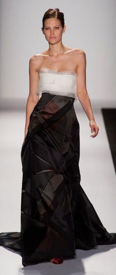 Carolina Herrera, Spring 2014 | NYFW.