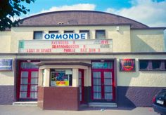 The Ormonde cinema in Middleton, Co. Urban Pictures, Old Irish, Cork City, Lost In Space, Theatres, Christmas Books, New Books, Cinema, House Styles
