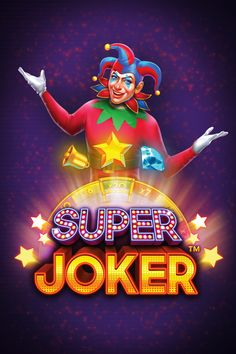 Pragmatic Play is back with a new release known as the Super Joker. Super Joker is a medium volatility slot game with average pay-outs. Most of the features are classic symbols that are rarely offered on 3-reel titles.  Super Joker is set on the usual 3x3 reels with a total of 5 active lines. With this game, you can expect as much as 1,500x per single spin. Its significant highlights are stacked images and there is additionally a Respin include that offers players a reward. Slot Machine, Joker, Spin, Highlights, Symbols, Play, Medium, Classic, Games
