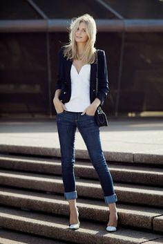 Style Inspiration - Fashion Bloggers Edition  Jessica Stein - Tuula Vintage U by Usua