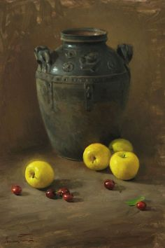 The cherry: beauty, softness, its heart-shaped plastic have inspired artists since Antiquity