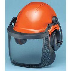 ELVEX® ProGuard Outdoor Safety Helmet System