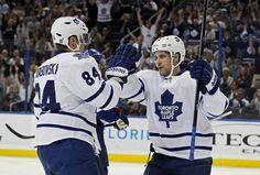 Cox: Toronto Maple Leafs snap skid, beat Tampa Bay Lightning 3-1