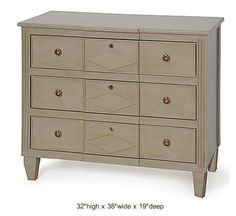 dresser...available in other finishes