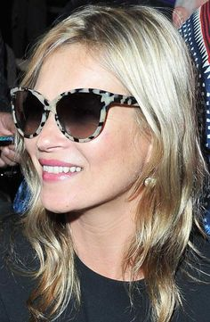 Kate Moss - an ultimate style icon