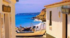 Salema beach - hidden gem of the Algarve