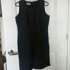 Beautiful Black Sheath Dress..Like New