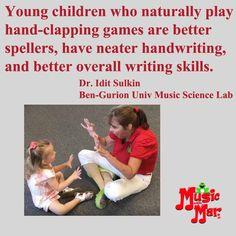 Hand Clapping Games, Neat Handwriting, Brain Facts, Writing Skills, Science, Good Things, Children, Fancy Handwriting, Young Children