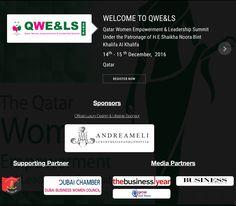 Andrea Meli sponsoring Human Rights in Qatar
