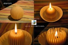 neat candle