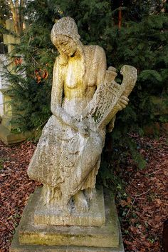 Cemetery Frankfurt, Germany