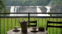Athirapally falls, the niagra falls of india, in kerala