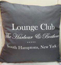 http://ift.tt/1NvYPP6 Mars & More Lounge Club Grau Kissen 4040 cm (100% Baumwolle) @pricevoooti$$