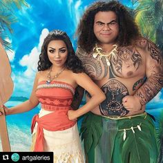 Moana and Maui  Credit @artgaleries @art.utopia  #cosplay #cosplayer #moana #cosplaying #cosplaygirl #cosplayers #art #artwork #artshow #costume #myart #instaartist #artgaleries #instaart #awesomearts #worldofartists #worldofpencils #artofvisuals #awesomearts #crazy #awesome #cool #artesanal #awesomepic