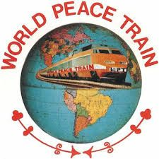 """Yusuf / Cat Stevens su Twitter: """"Until that great train arrives, I hope that the New Year will truly be one in which we can resolutely commit to our common humanity. Peace"""""""