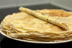 Palacinki | 22 Delicious Macedonian Dishes You Should Know About