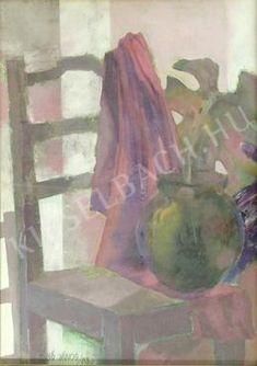 Szabó János (1942 - ) - híres magyar festő, grafikus Nalu, Painting, Painting Art, Paintings, Painted Canvas, Drawings