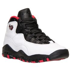 f9a0d417e89b Boys  Big Kids  Jordan Retro 10 Basketball Shoes